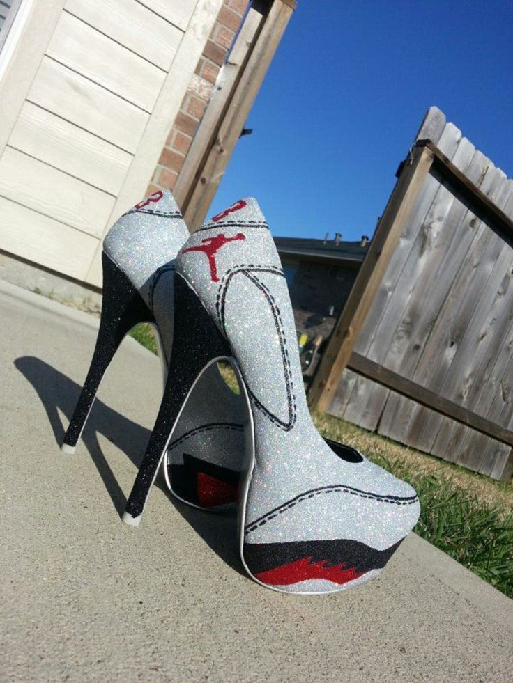 Jordan Heels, must have!!