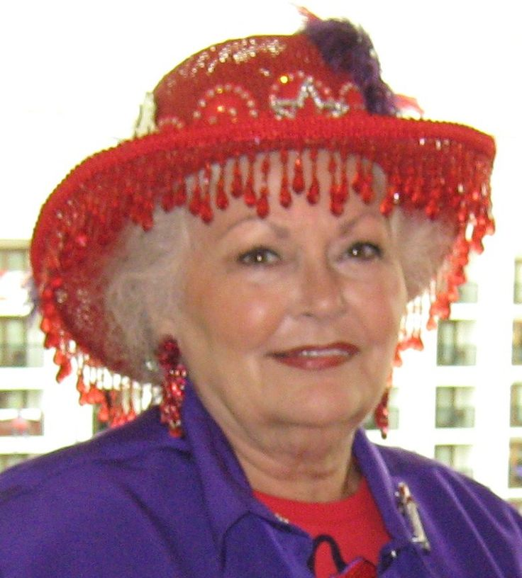 Red+Hat+Society | red hat society internat l convention gaylord resort in grapevine fort ...