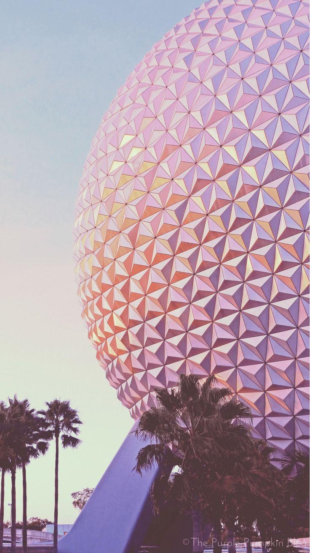 Disney Parks iPhone Wallpapers 20/#100DaysOfDisney
