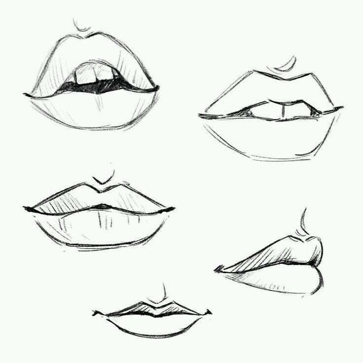 царил картинки как рисовать губы беречь природу, сажать