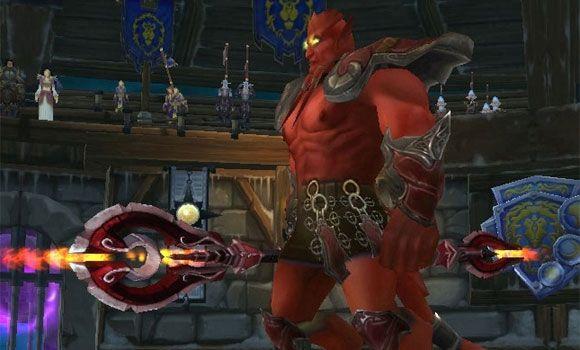 Lord Jaraxxus YOU FACE JARAXXUS!