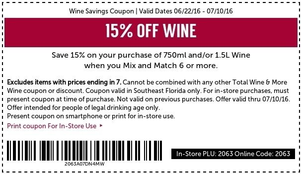 Total Wine Printable Coupon All About Letter Examples