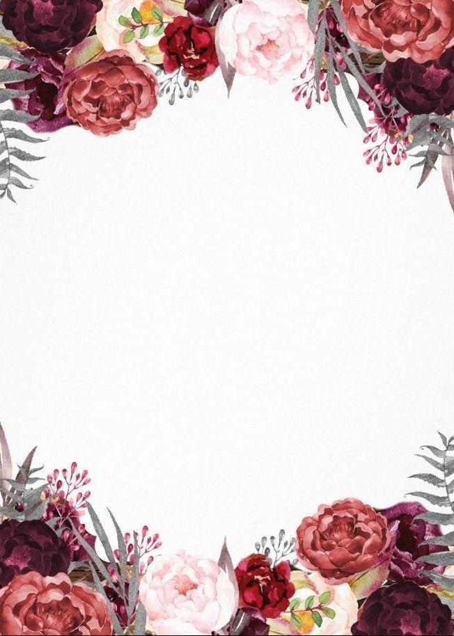 Wedding Invitations Background Wedding Invitatio In 2020 With