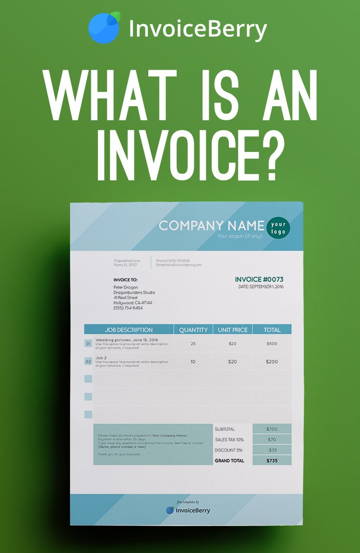Best What Is An Invoice And How Can I Make One Images On