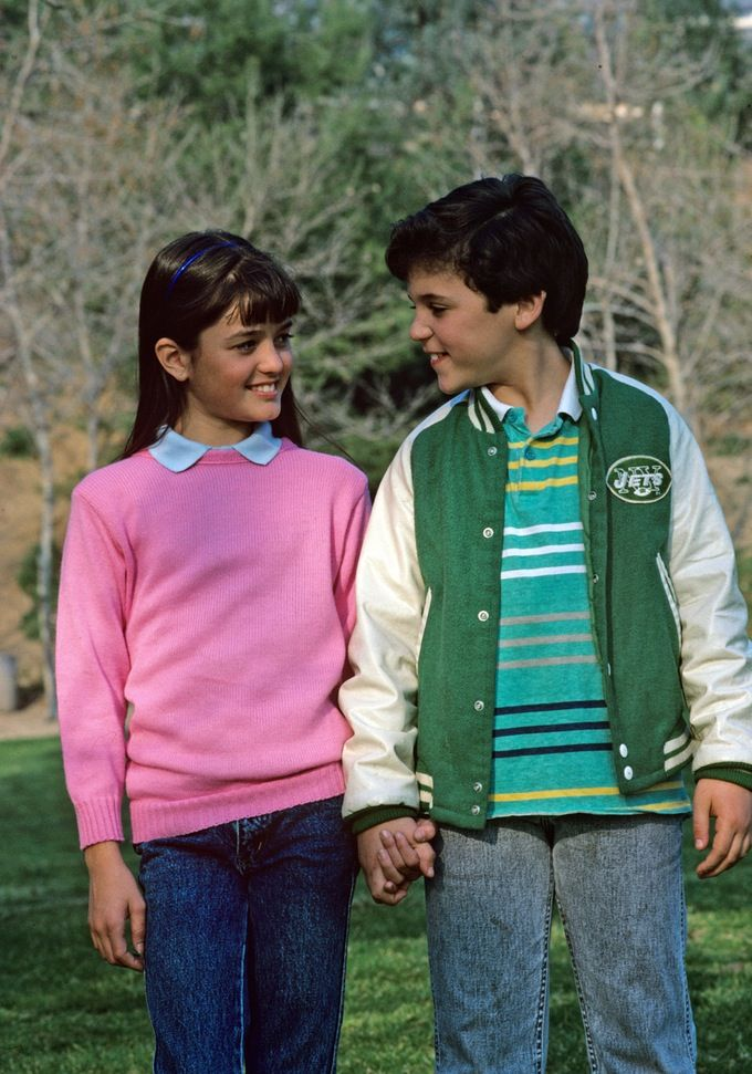 Image result for Wonder years kevin and winnie