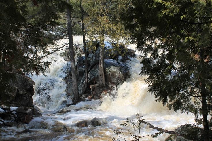 Waterfalls, North Bay