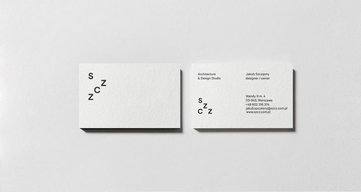 SZCZ business card