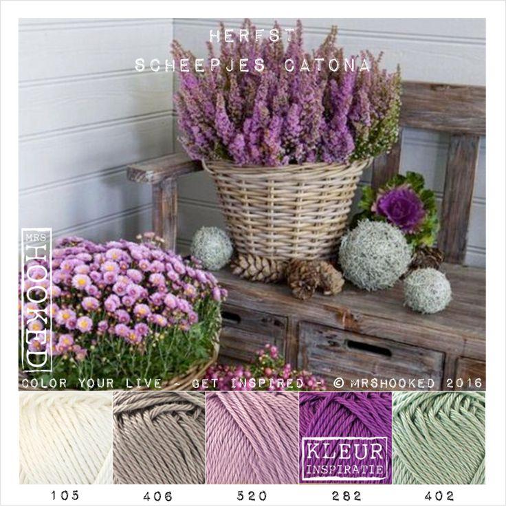 lavender basket ... MrsHooked