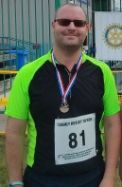 Many thanks to Steff Pettit who has now completed his final 10K run at the British 10K London.  Since September 2013 Steff set out to run 10 x 10k's over a 12 month period and has done incredibly well to achieve his goal with his best time being 53 minutes and 53 seconds. Over this period he has managed to raise over £2,200 and plenty of GBS awareness.