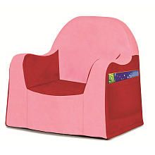 P'kolino Little Reader Toddler Chair - Special Red at TRU