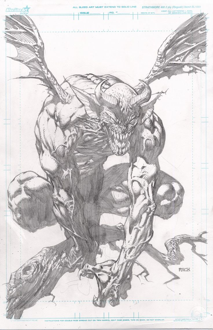 Comic Book Artist: David Finch | Abduzeedo Design Inspiration