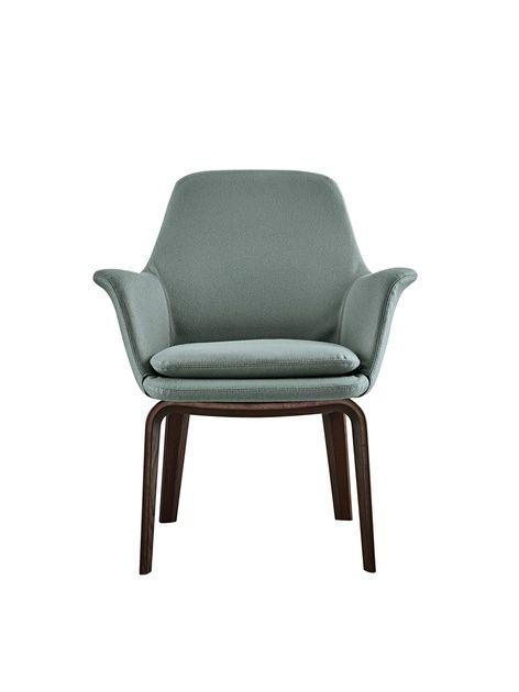 York Lounge Chair by Minotti — ECC Lighting & Furniture