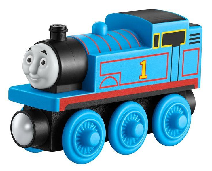 AmazonSmile: Fisher-Price Thomas & Friends Wooden Railway Thomas: Toys & Games