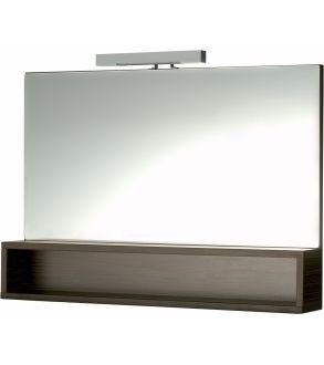 CERSANIT CERSANIT   S525-013  Zrcadlo FRIDA 60 s osvětlením, zebrano classic