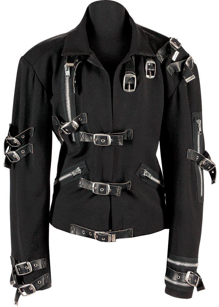 Michael Jackson: King Of Style The Bad Jacket.