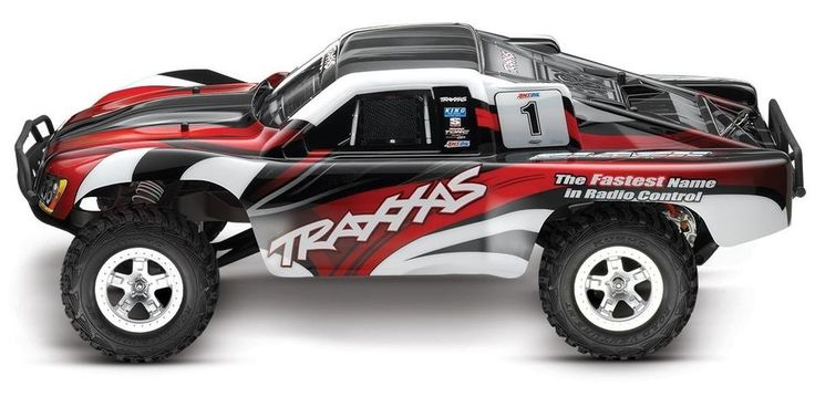Traxxas Slash XL-5 2WD RTR w/TQ 2.4GHz Short Course Electric RC Truck #TraxxasSlashXL5