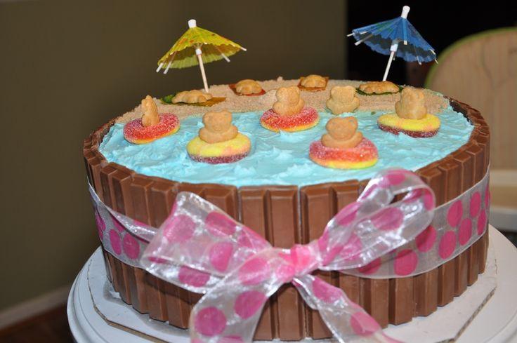easy beach cake - Google Search
