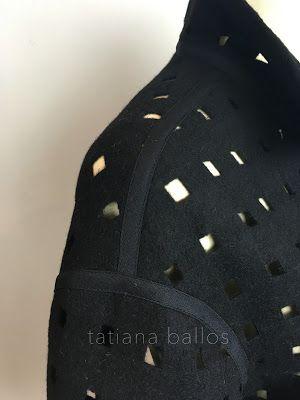 Tatianologia: Швы в нетипичных тканях