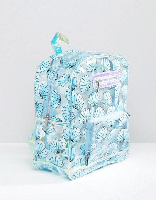 Skinnydip | Skinnydip Exclusive Mermaid Shell Backpack