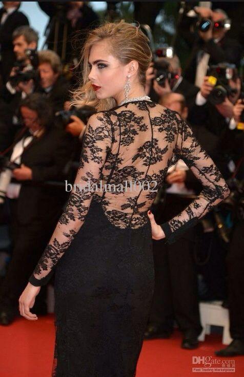 Cara Delevingne dress - back x