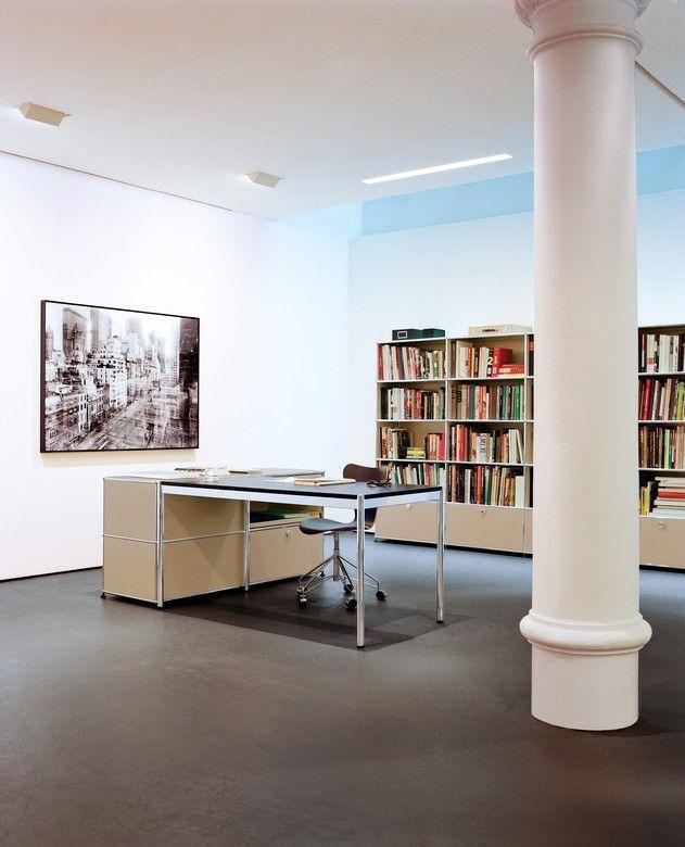 USM Haller Tisch 200x100 designed by Fritz Haller ab 1.100,00€. Bestpreis-Garantie ✓ Versandkostenfrei ✓ 28 Tage Rückgabe ✓ 3% Rabatt bei Vorkasse ✓