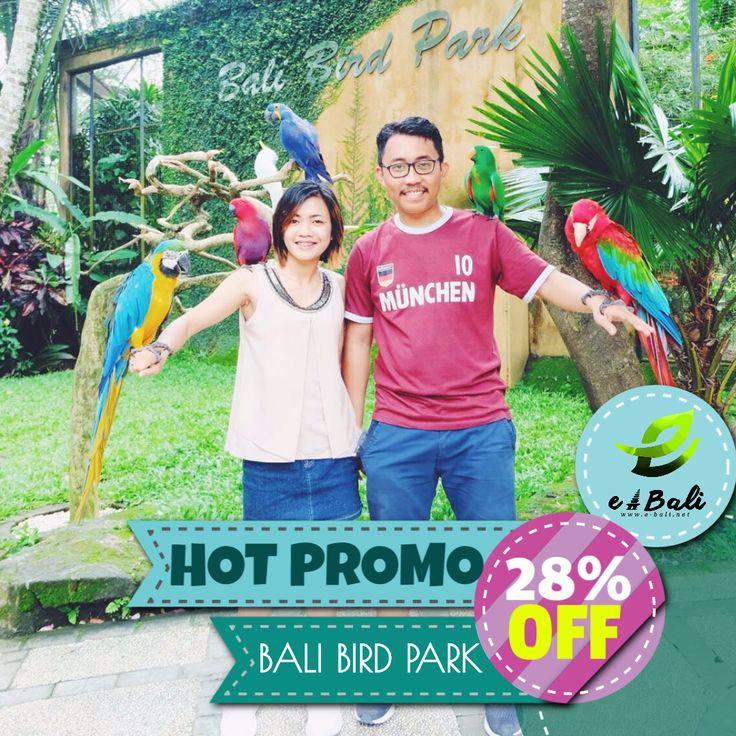 Tiket Bali Bird Park. Bali Bird Park merupakan salah satu tempat wisata kami rekomendasikan untuk dikunjungi bersama keluarga dan anak-anak. Bali Bird Park berlokasi di Jl. Serma Cok Ngurah Gambir, Singapadu, Batubulan. Lebih tepatnya berada di kabupaten Gianyar.