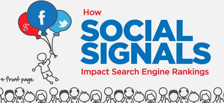 Πώς τα Social Signals Επηρεάζουν την Κατάταξη στις Μηχανές Αναζήτησης