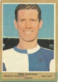 4. Ron Clayton  Blackburn Rovers