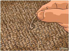 Repair a Snag in Berber Carpet Step 1 Version 2.jpg