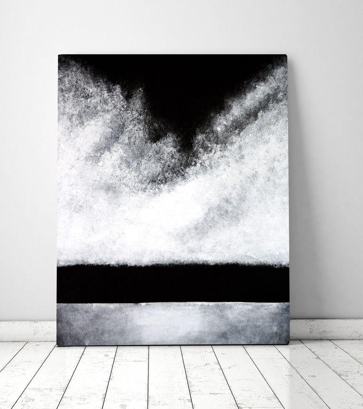 """""""Frozen """", 80x100x4 cm by Stellan Kristiansson"""