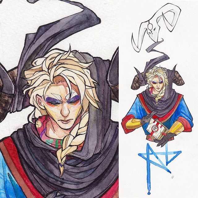 Jodariel from Pyre