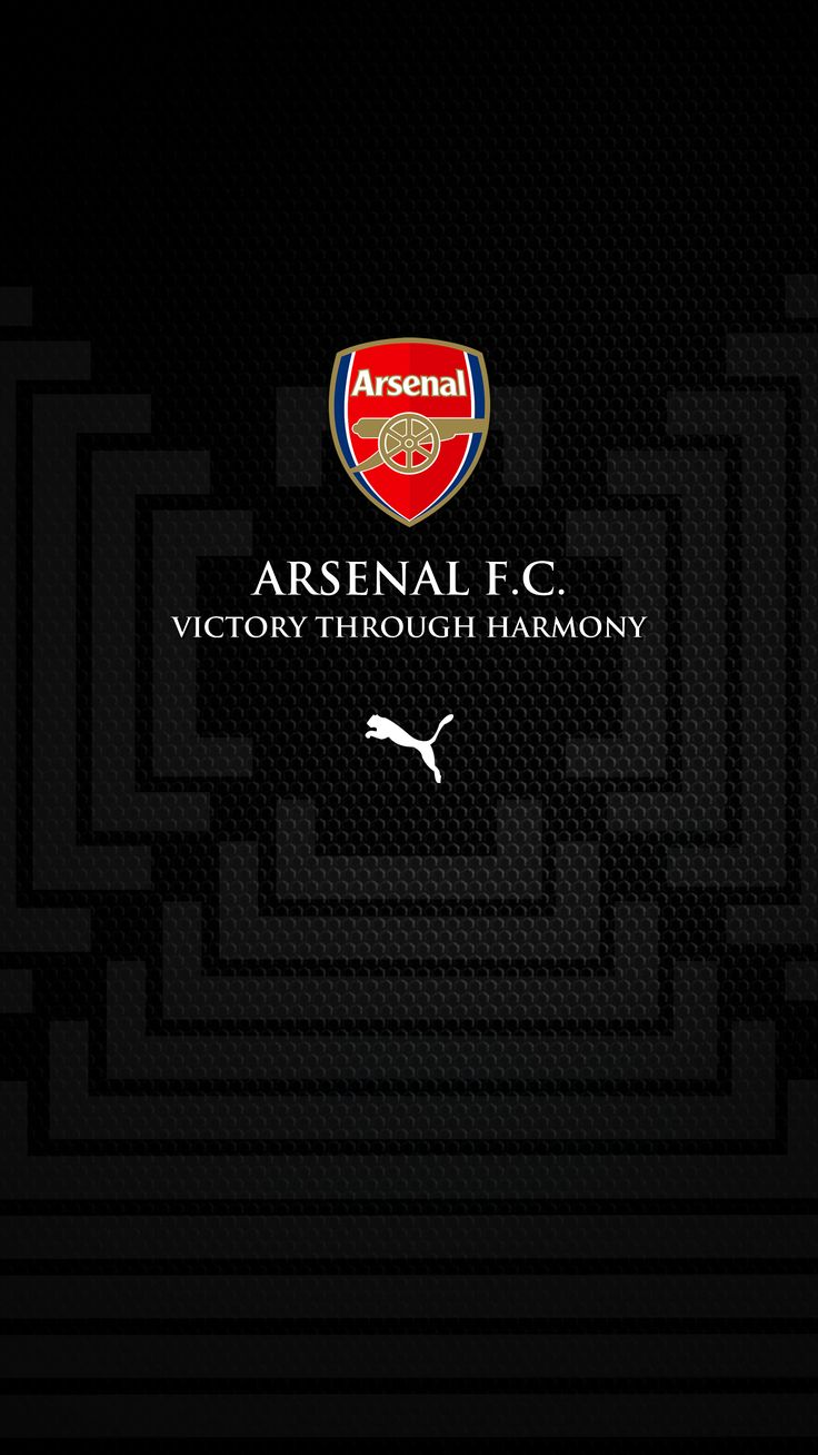 Arsenal FC Smartphone Wallpaper 06