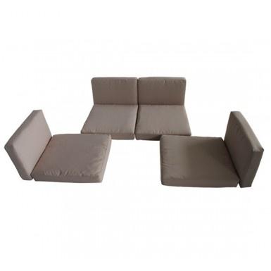 Buy Rattan Garden Wicker Furniture Cushion Cover Replacement 8cm  Homcom. Best 20  Wicker furniture cushions ideas on Pinterest   Adirondack