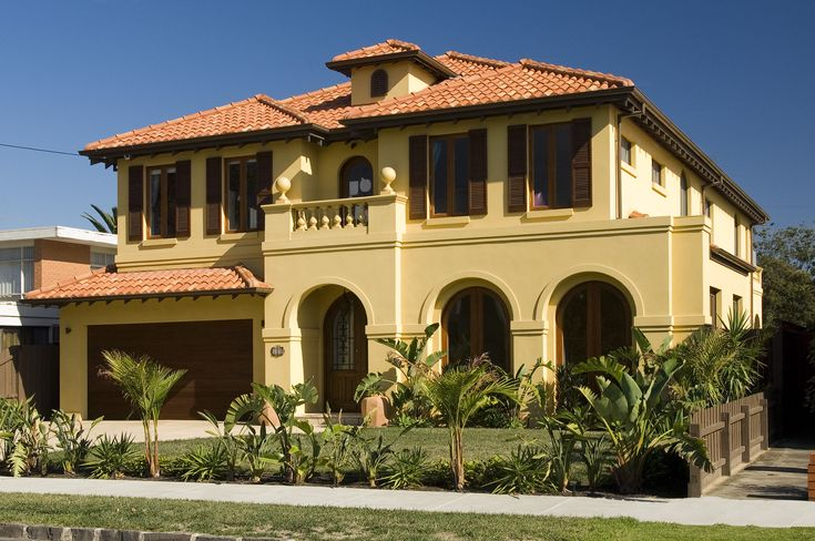 Tuscan Style Home With Terracotta Roof And Arches. Ravida- Property With Distinction