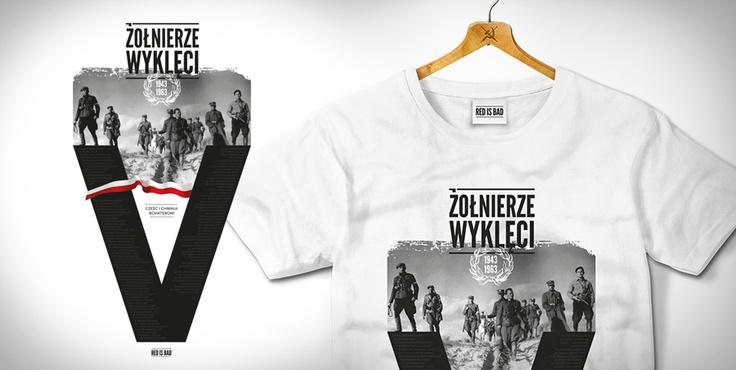Koszulki: Żołnierze Wyklęci !