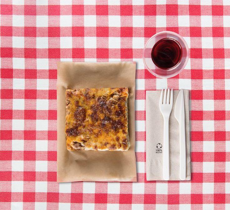 ModaeStyle: Apre a Milano Sorry Mama, dove la lasagna è protag...