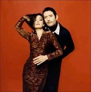 Fred Chichin et Catherine Ringer