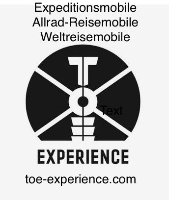 toe-experience.com Offroad-LKW Expeditionsmobile LKW-Reisemobile