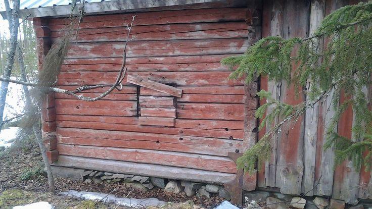 Sweating House, Old  Finnish Sauna