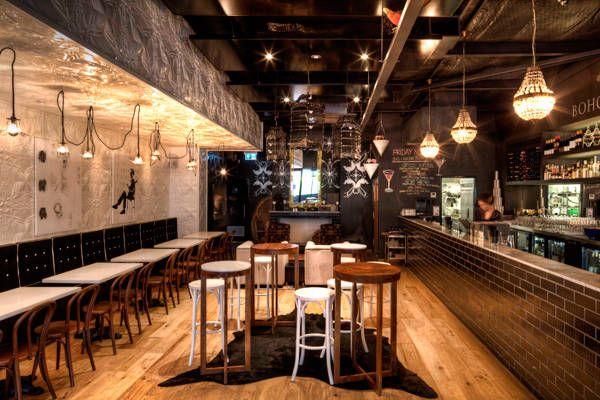 Restaurant Interior Boho Bar Margaret Rive Western Australia