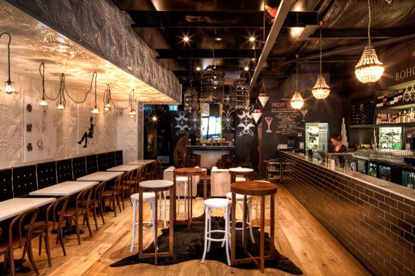 17 Best Images About Modern Rustic Restaurant Design On