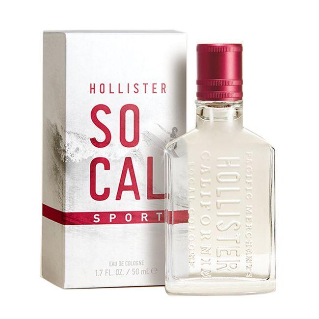 Hollister So Cal Sport Men's 1.7-ounce Eau de Cologne Spray