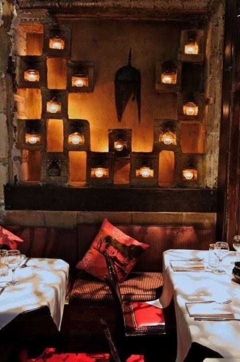 Le 404 - 69, rue des Gravilliers  75003 Paris Great Moroccan food in the 3eme.