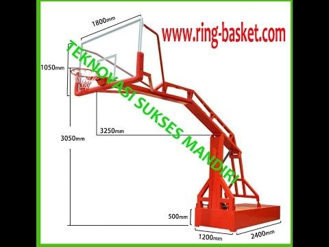Ring Basket : Ring Basket Portabel Hidrolik Manual  - Video