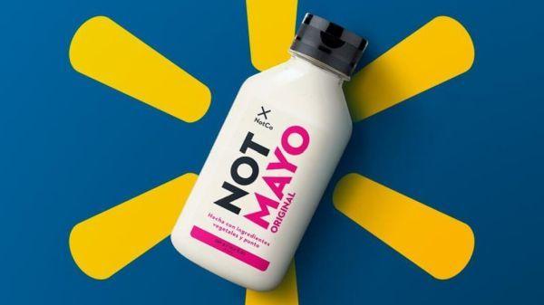 Supermercado Líder (Walmart Chile) ahora vende la Mayonesa Vegana NotCo Mayo cr…