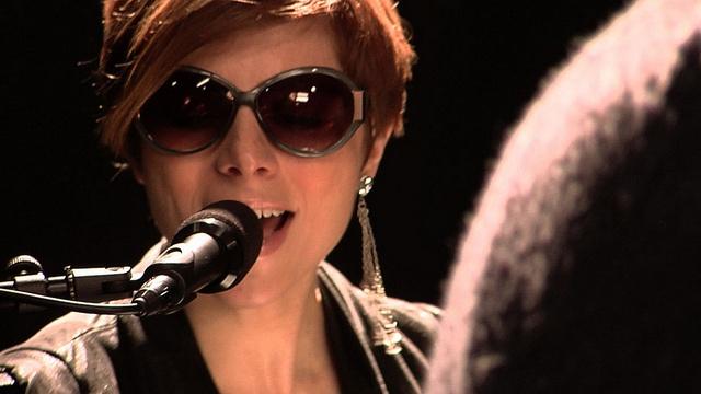 Elaine Bradley of Neon Trees