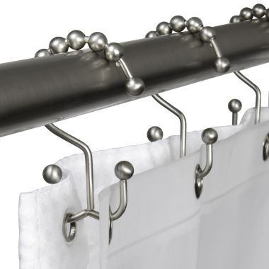 Double Shower Curtain Hook :: Mohen Is One Brand That Makes Them