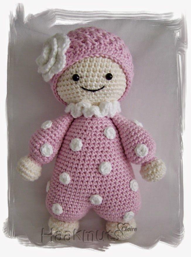 Crochet doll amigurumi Haakmuts http://haakmuts.blogspot.nl/