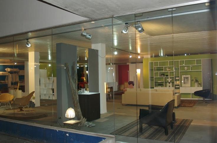 Showroom None #libreria #Molteni 505, #divano Molteni Portfolio #design