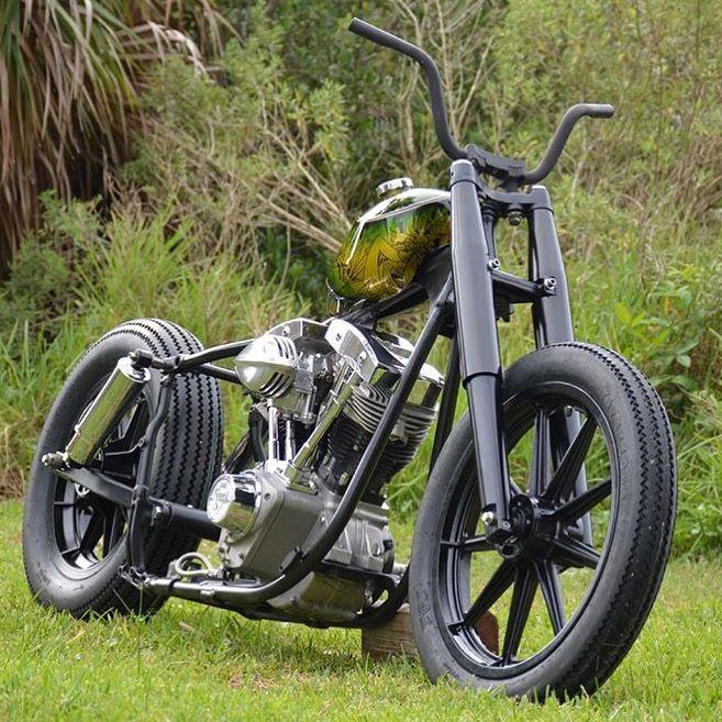 57 Best Images About Harley Shovelhead On Pinterest